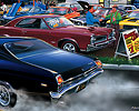 Chevelle SS 396, Burnout, 67 GTO, 70 Olds 442 68 Camaro, Used Car Dealer 427,