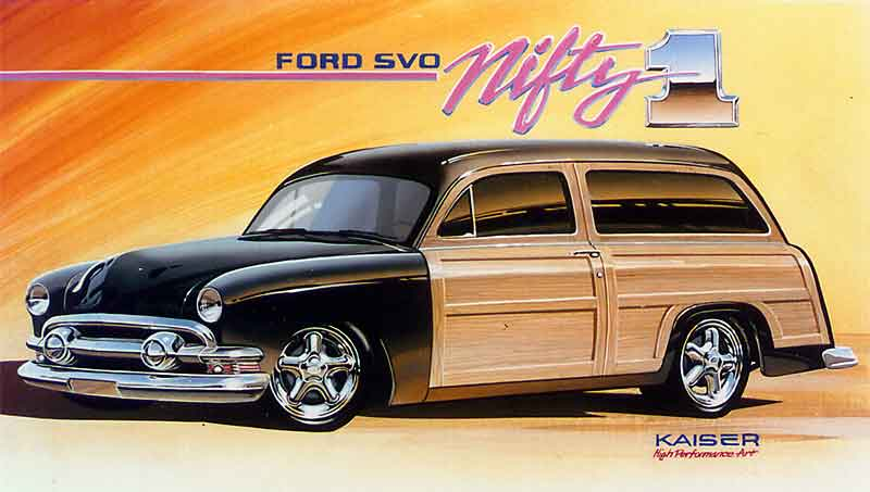 Custom Car Designs Car Concepts By Bruce Kaiser