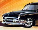 Bob Juliano, 1951 Ford Woodie, Woody, Wagon, Car Concept
