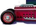 1929 Ford pickup project concept art