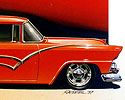 Concept art Posies 56 Ford wagon Custom
