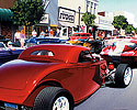 St. Ignace, Car Show, Cruising, Corvette Grand Sport, 33 Ford Coupe Hot Rod